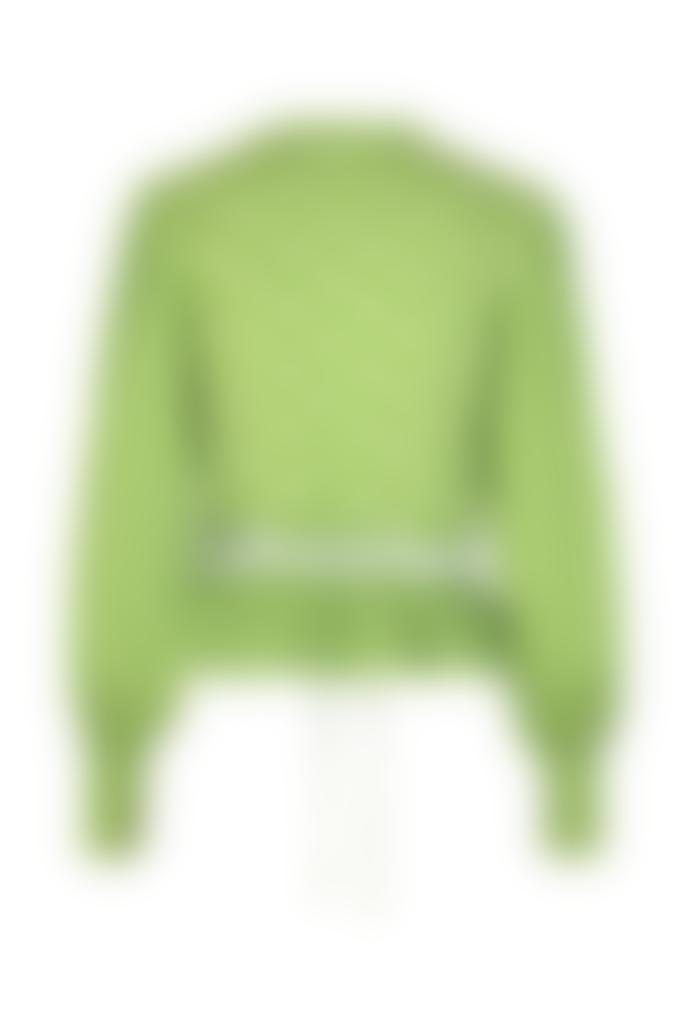 Stine Goya Mena Green Dots Shirt
