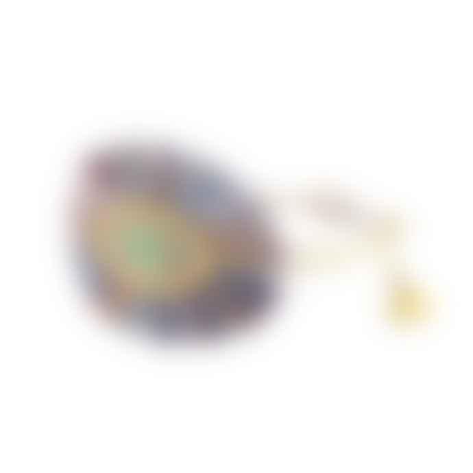 Blue saffron walden Mishky Bracelet Be S 8086