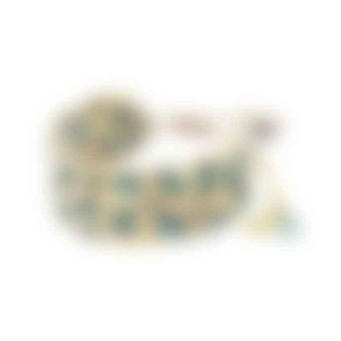 Blue saffron walden Mishky Bracelet Be M 8761