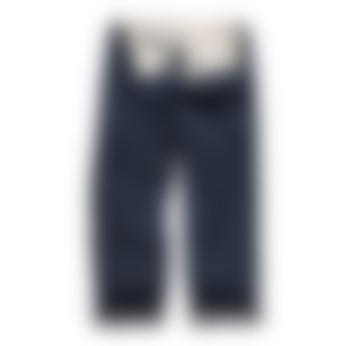 Eat Dust Indigo Nepping Denim Combat Pant