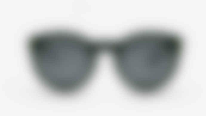 Pala ASHA Recycled Black Sunglasses