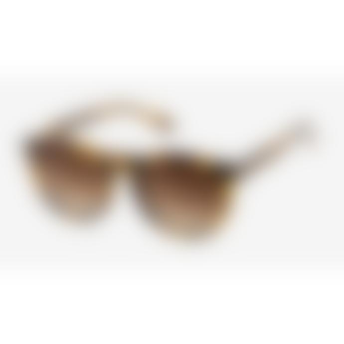 Pala ASHA Sunflower Round Sunglasses