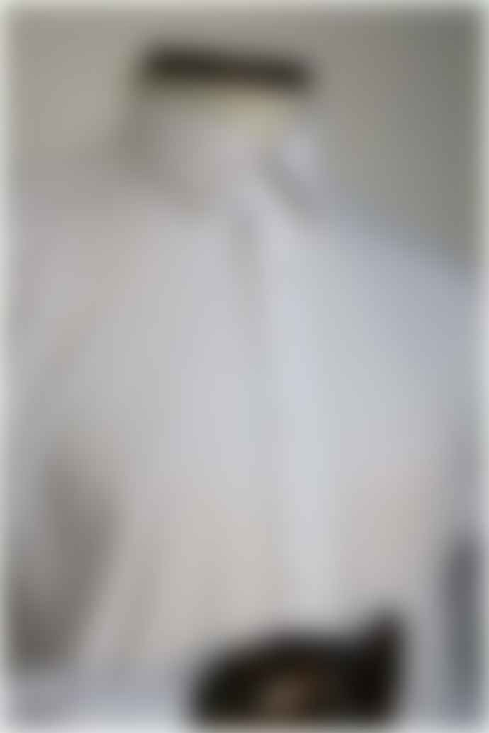 Remus Uomo White Tapered Fit Shirt