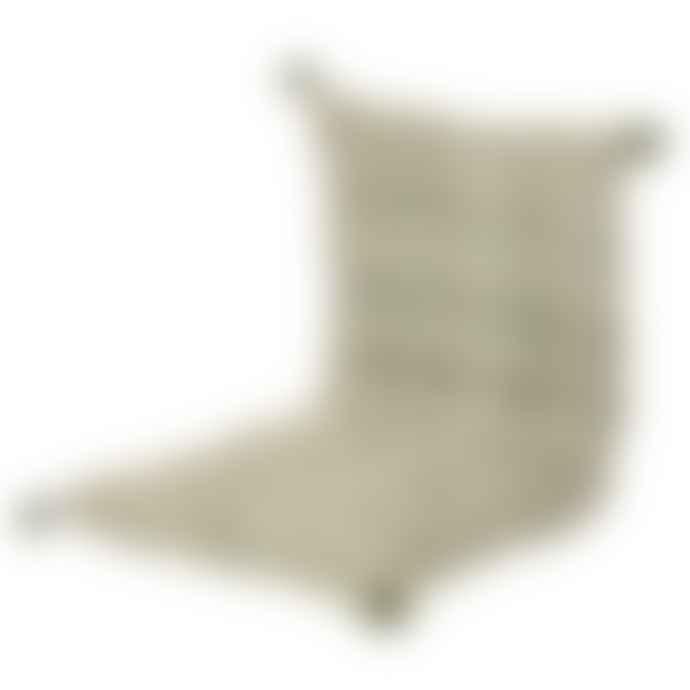 Bungalow DK Mattress Paisley Fern 50x100x5 cm