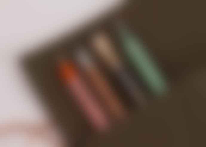 Hightide Penco Field Roll Pen Case Khaki