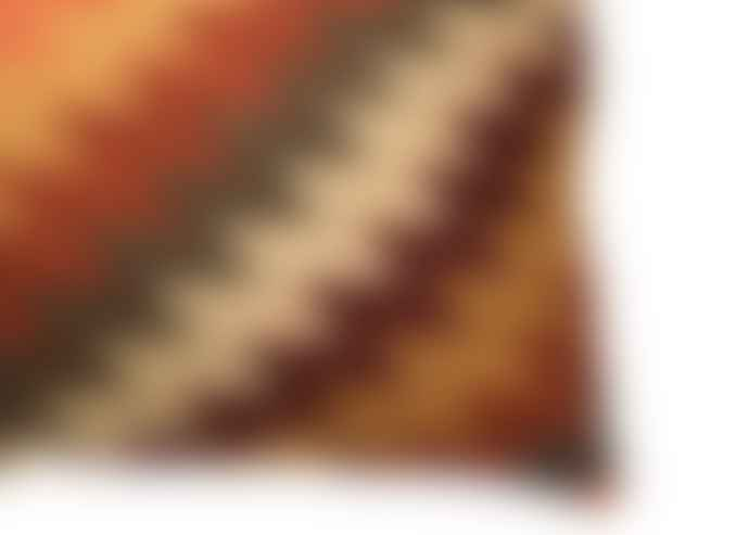Good Weave Alwar Handloom Kilim Cushion 60 X 60 Cm