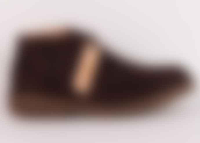 Astorflex Greenflex Desert Boot Chestnut