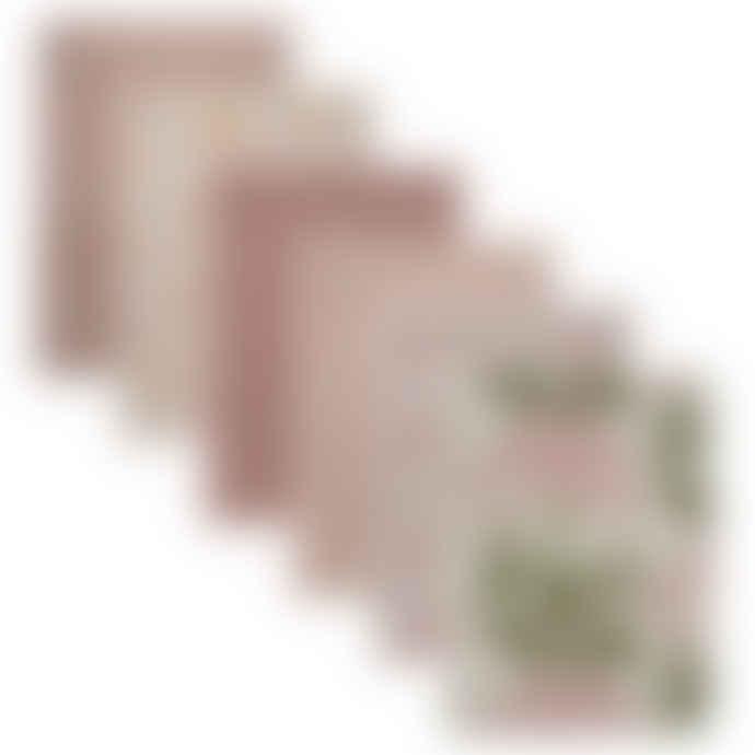 Bungalow DK Notebook A5 Ayushi Blush