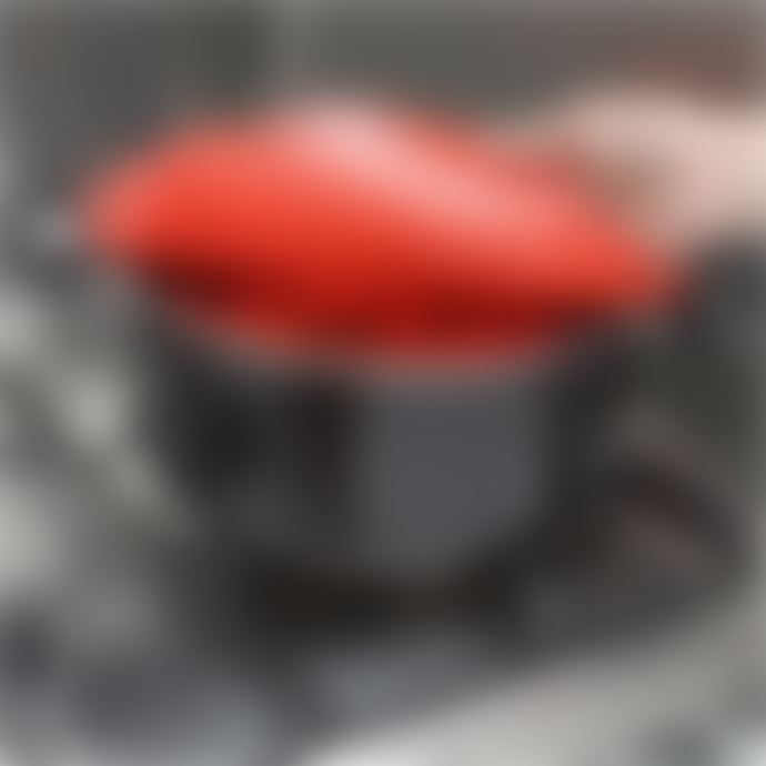 Charles Viancin Poppy Silicone Lid 9 Inch