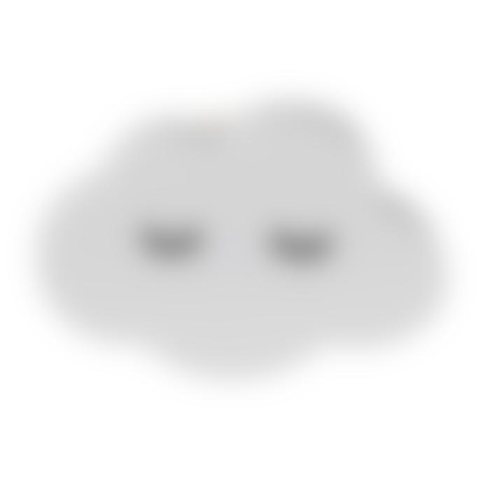 Bloomingville White MDF Cloud Wall Hook
