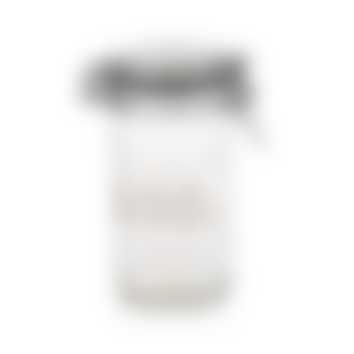 Nordal 450ml glass jar with lid