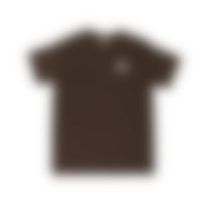 Hikerdelic 60 Degrees T Shirt Brown