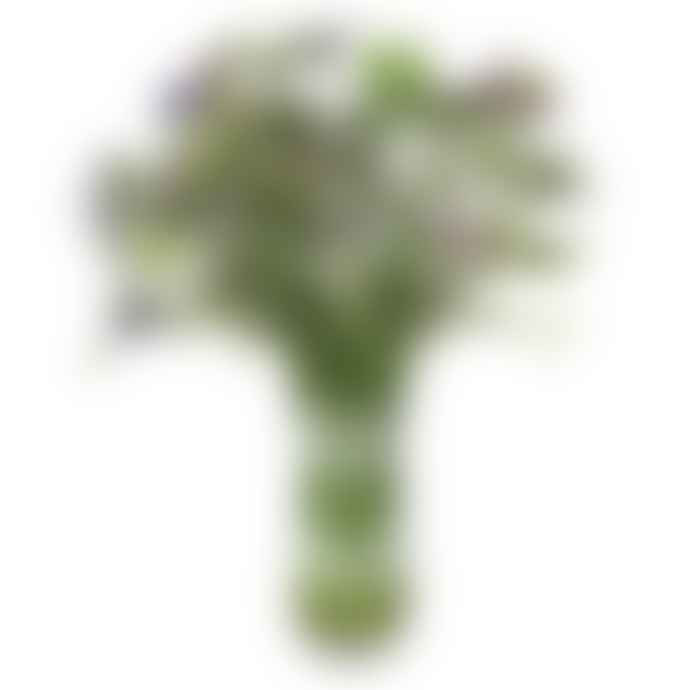 Barnbury Home Faux Nigella Cut Flower Arrangement