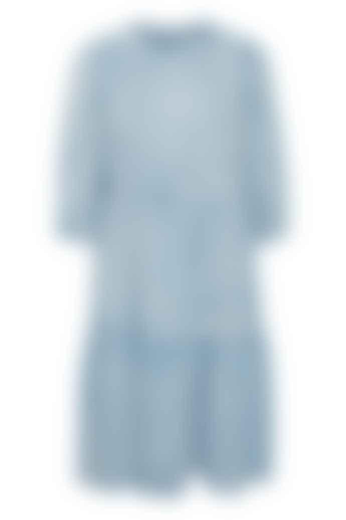 Gestuz  SammiGZ Denim Dress in Light Blue