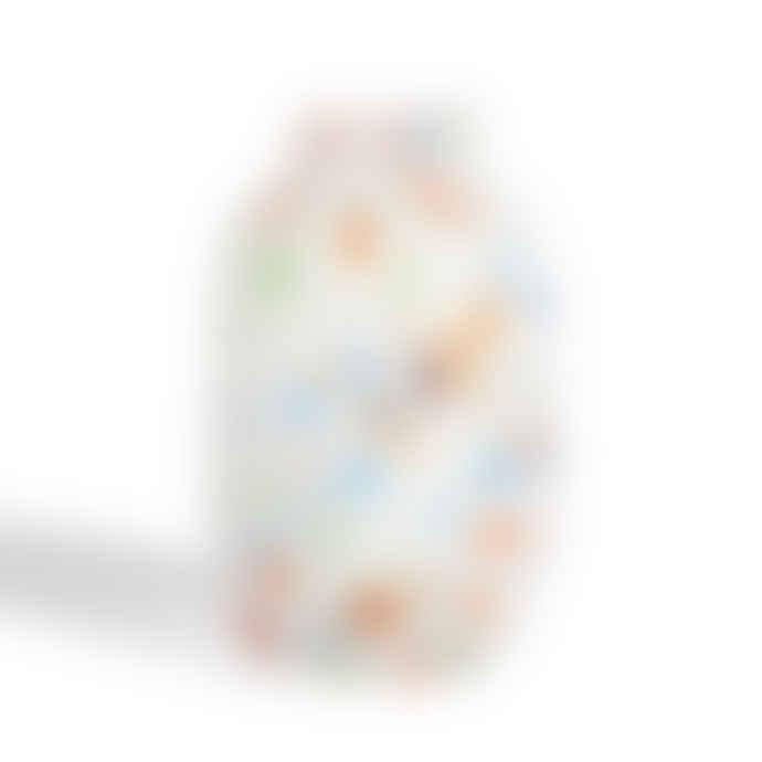 HAY White Dot Hand Blown Splash Vase