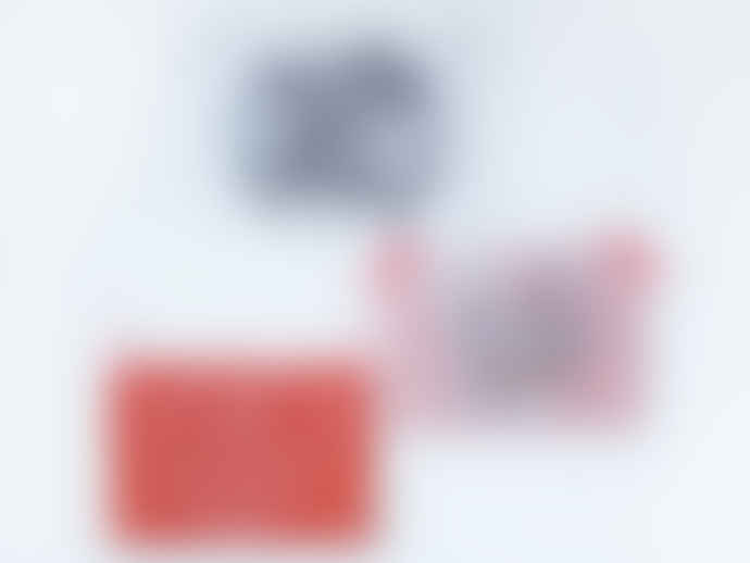 Loretta Cosima Postcard Set Sayings Mix 9 Pieces