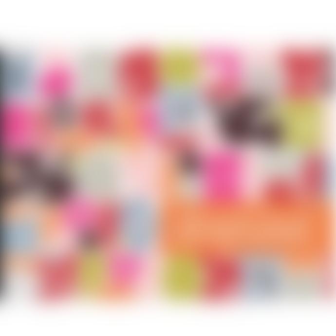 Alexander Girard Alexander Girard Eden Giant Floor Jigsaw Puzzle Age 3+
