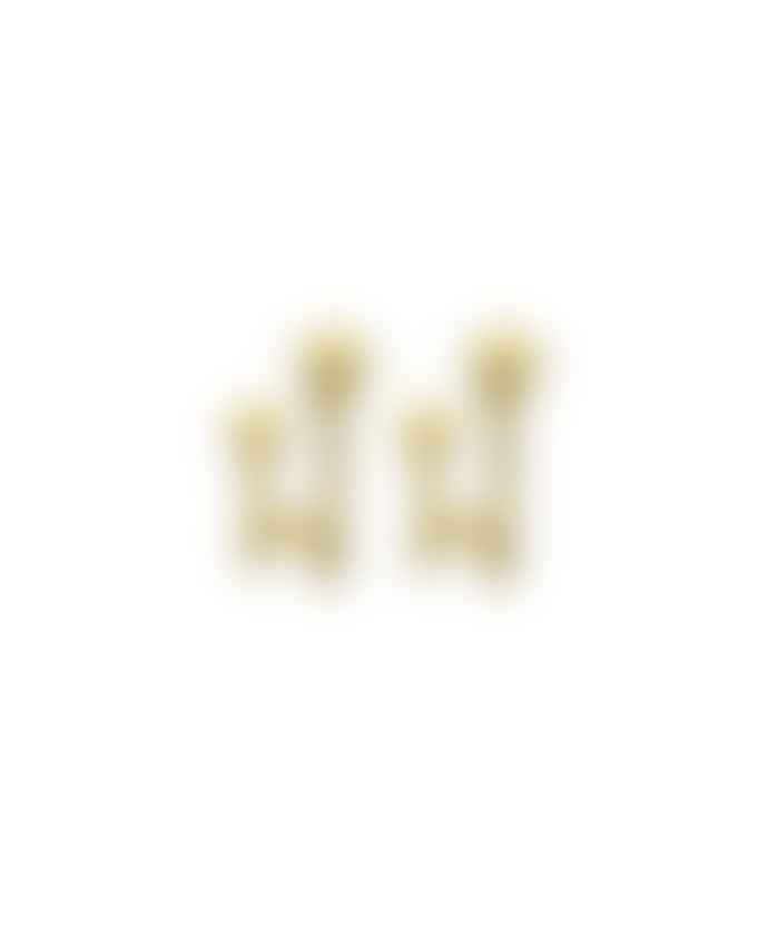 Hultquist-Copenhagen So 5012 Gold Studs