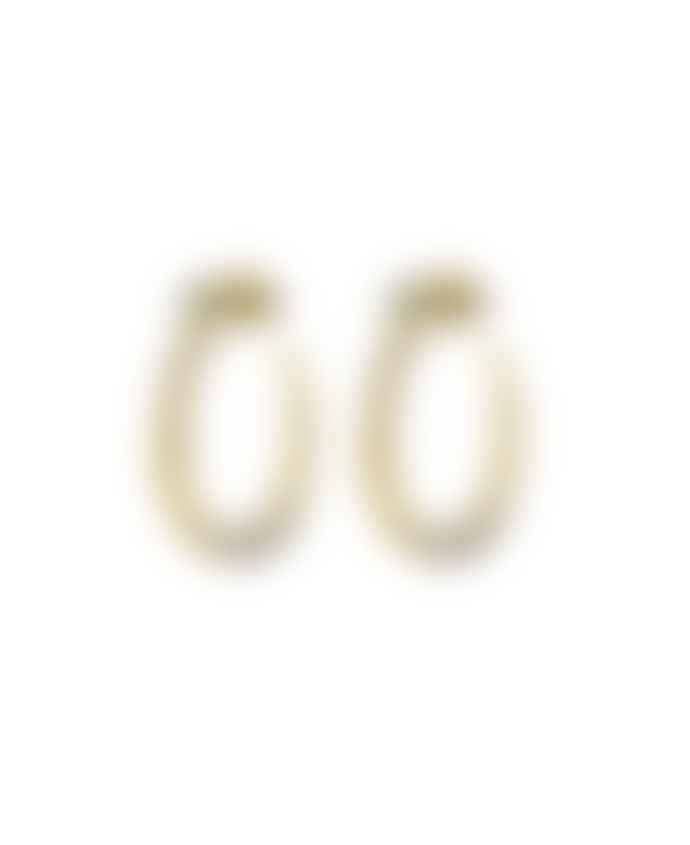 Hultquist-Copenhagen So 5038 Gold Earrings