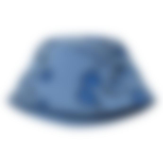 The Bonnie Mob Summer Sun Hat Blue Sunnies