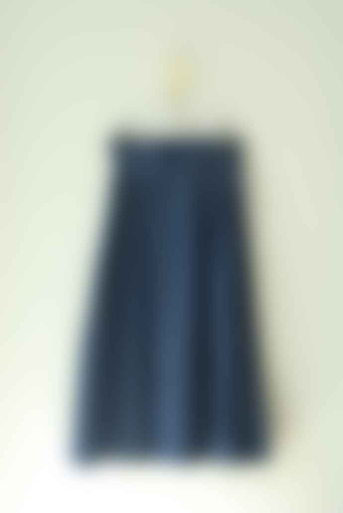 KM0  Midi Long Denim Skirt -KM0 4.10