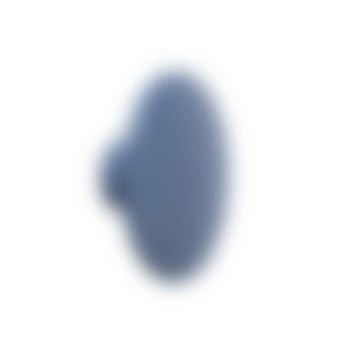 Muuto The Dots Medium Pale Blue Hook Missing Screw