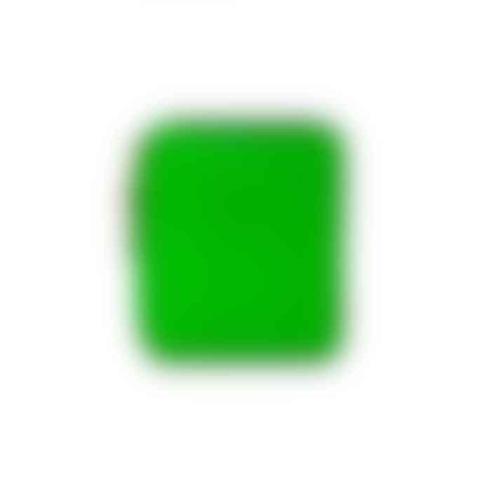 Comme Des Garcons CDG Super Fluo Wallet Green SA2100SF