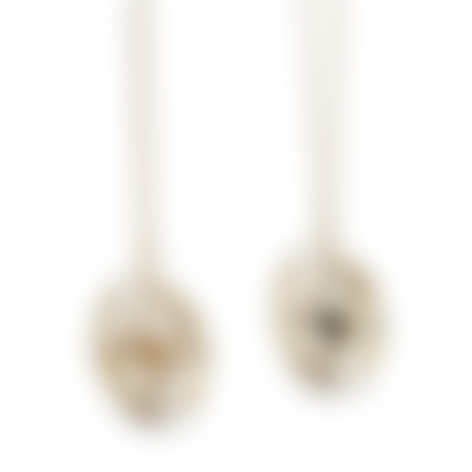 Ting Goods Solar Necklace Brass
