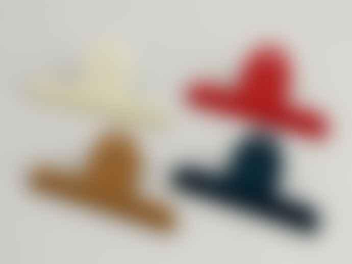 Penco Clampy Clip Red Medium