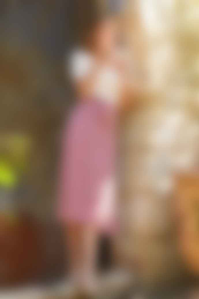 Petite Mendigote Erica Antique Dots Skirt