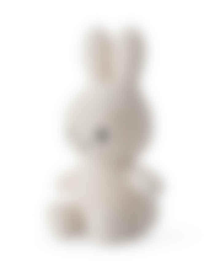 Miffy 23cm Cream Sitting Terry Soft Toy