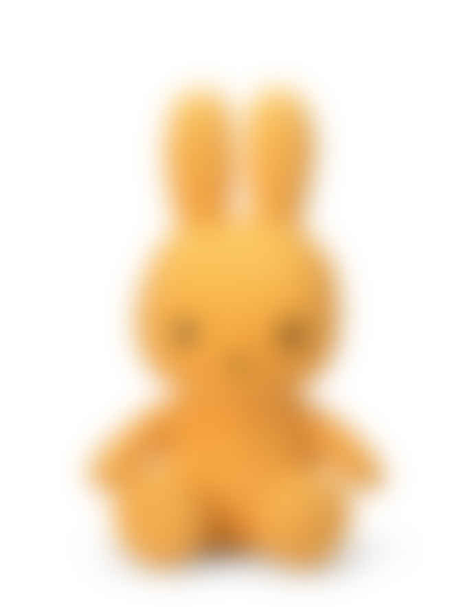 Miffy 70cm Yellow Sitting Corduroy