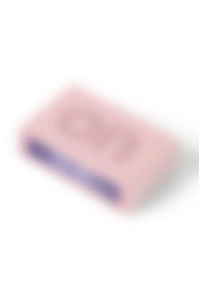 Lexon Pink Flip Alarm Clock