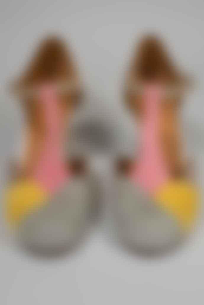 Chie Mihara  Sun Snake Print Urit Shoes