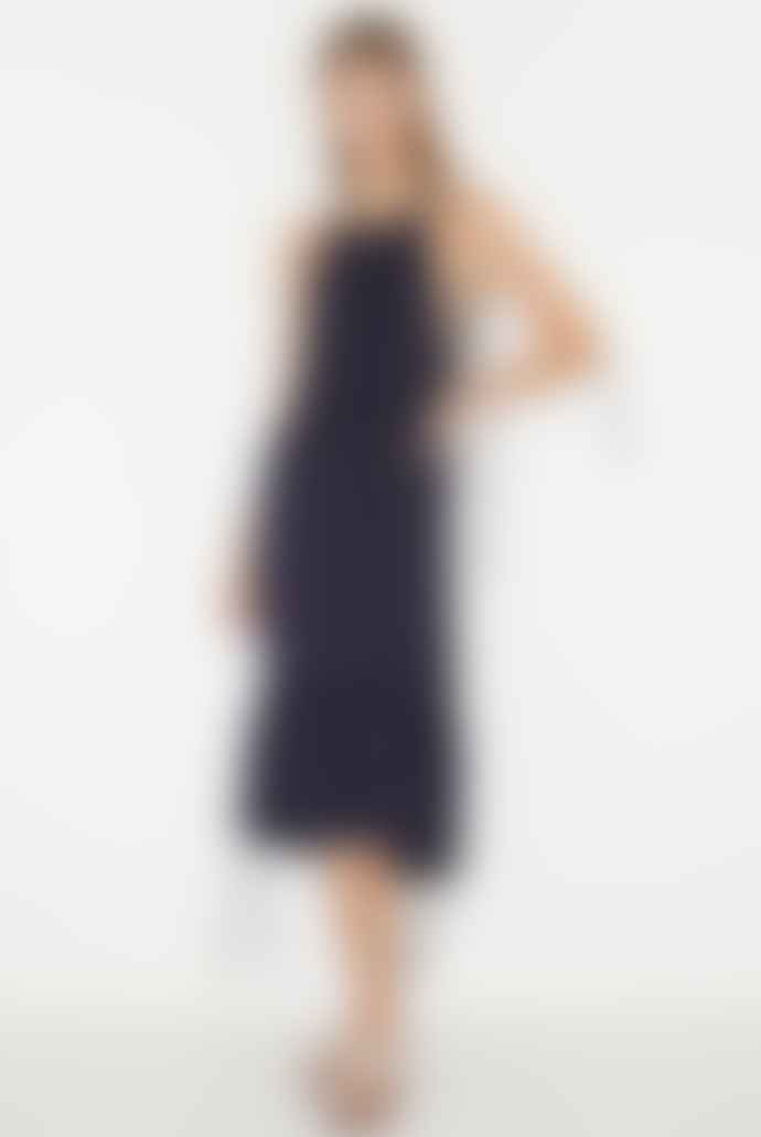 By Malene Birger Night Sky Cedore Loose Fit Dress