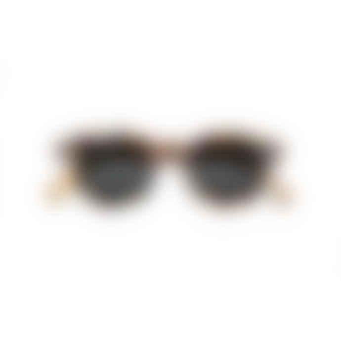 IZIPIZI Izipizi Sunglasses Model C in Blue Tortoise