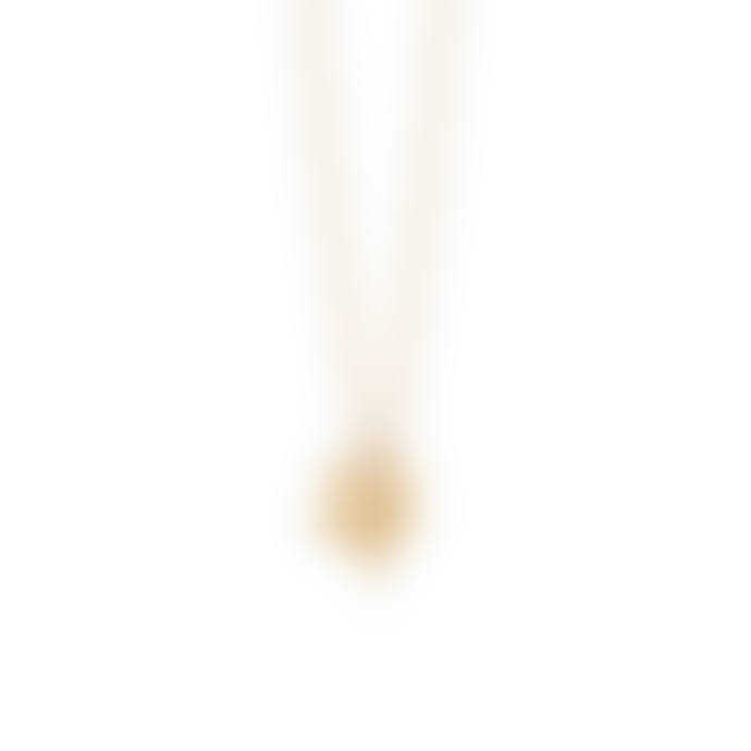 Daisy London Sycamore Leaf Necklace