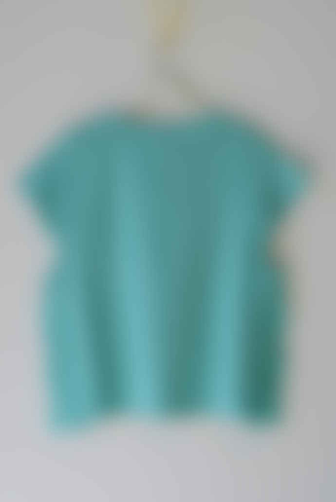Vicolo Mint Green T-Shirt