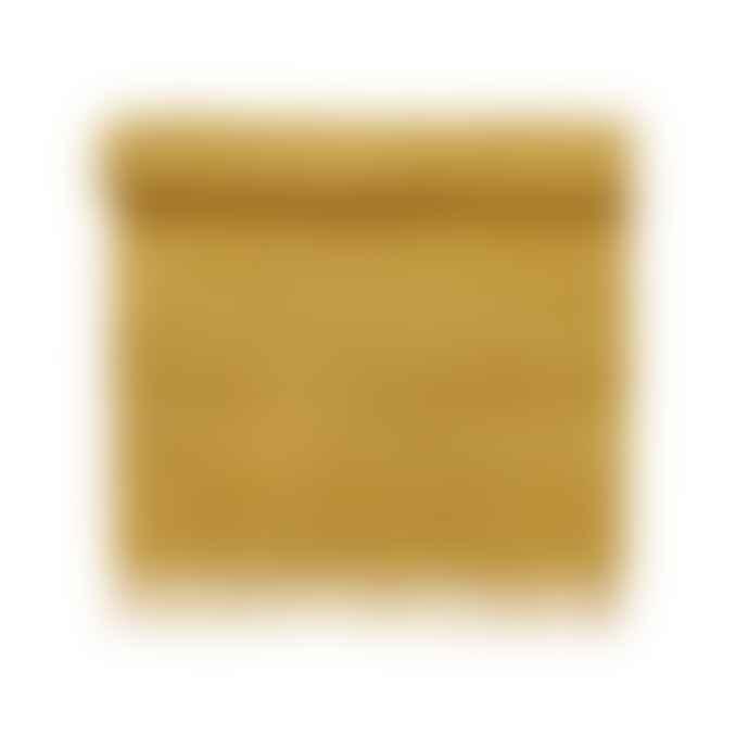 Bungalow DK Cotton Chindi Rug - Mustard