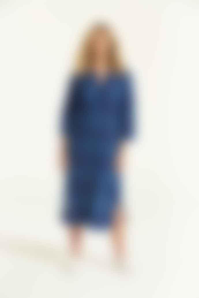 One Season Maldives Blue Cruise Dress