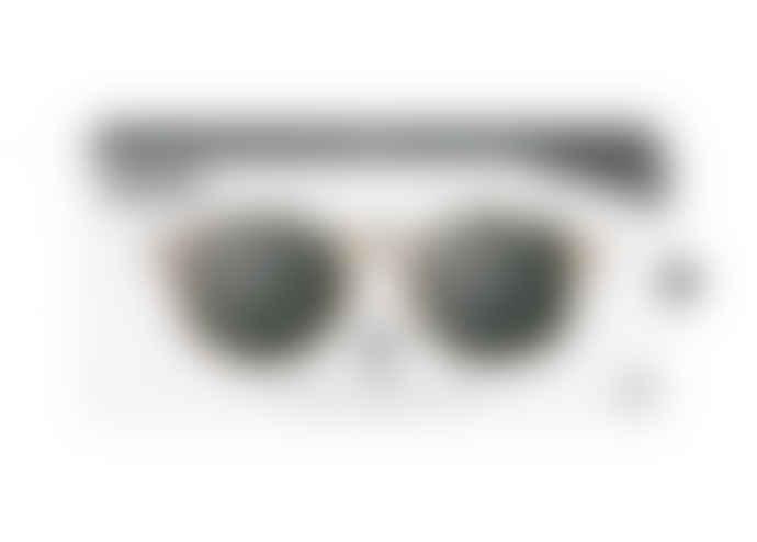 IZIPIZI Izipizi Sunglasses Model D in Light Tortoise
