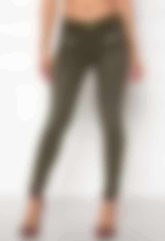 Twist & Tango Sid Ankle Jeans In Khaki
