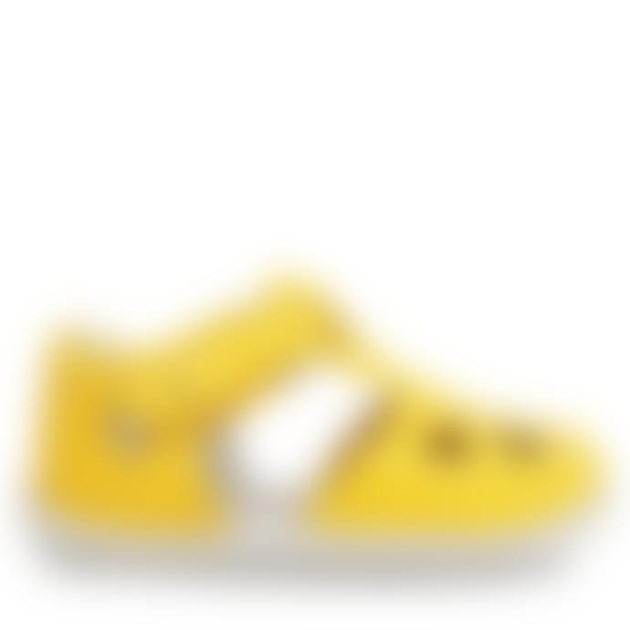 Bobux Su Zap Yellow Sandal