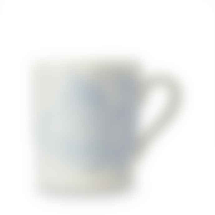Burleigh Blue Asiatic Pheasants Espresso Cup