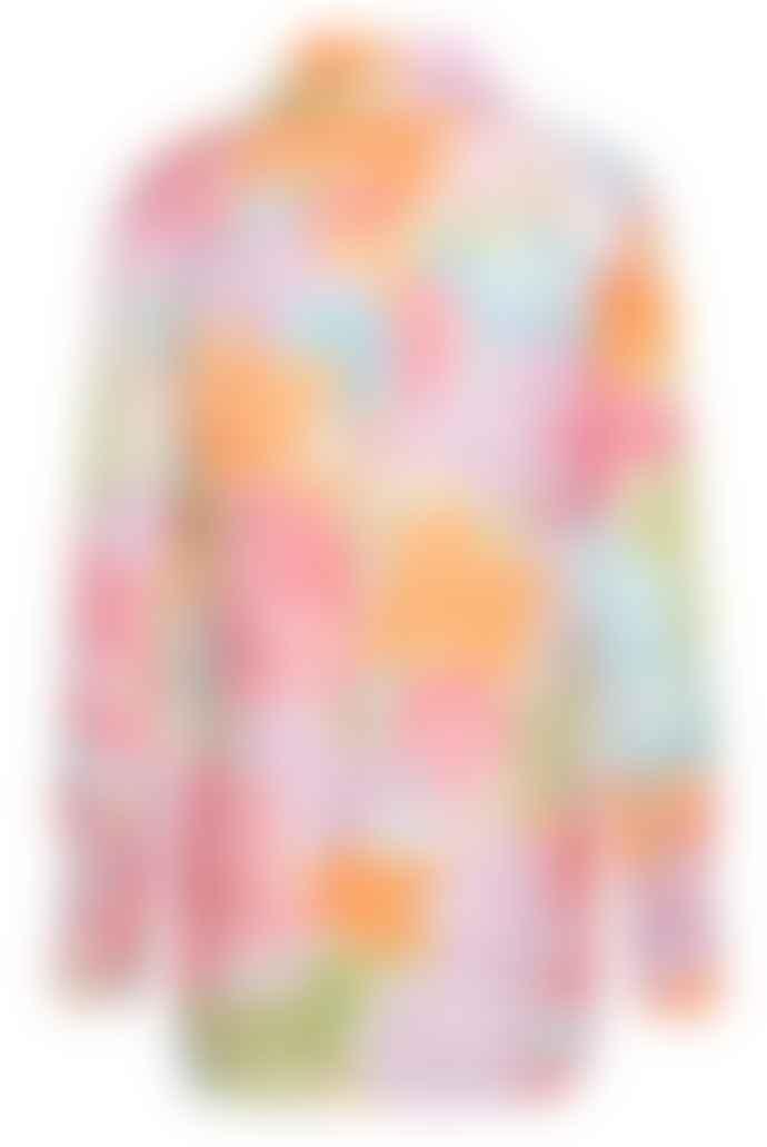 Stine Goya Rosegarden Pastel Oversized Relaxed Fit James Shirt