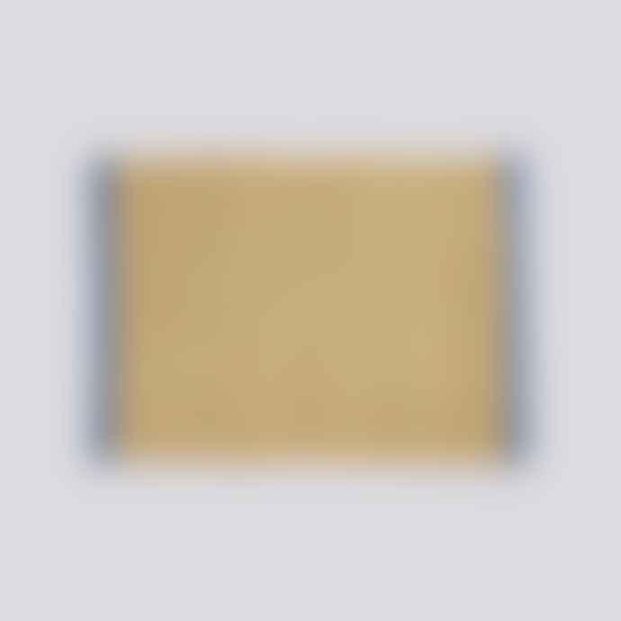 HAY Yellow Door Mat