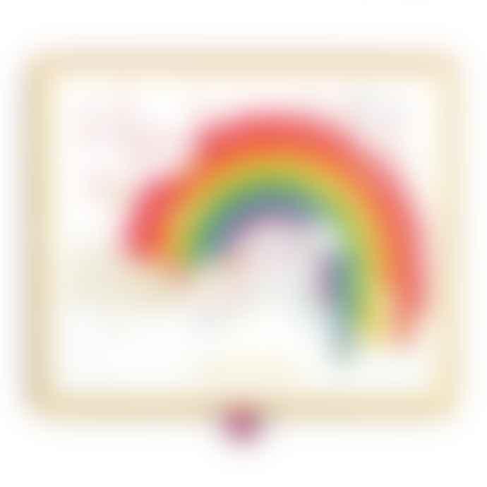 Galison Jonathan Adler Rainbow Hand 750 Piece Foil Jigsaw Puzzle
