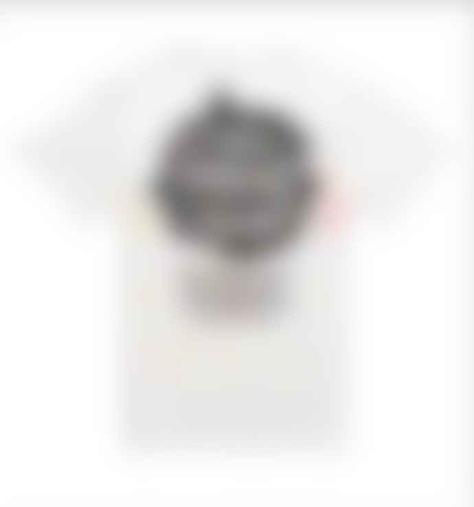Deus Ex Machina White Banzai Tie Dye Print Tee Shirt