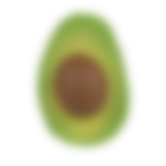 Oli & Carol Fruit & Veggie Teether Toy Arnold the Avocado