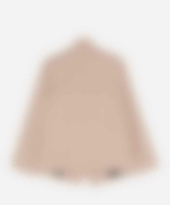 Roseanna  Powder Pink Totem Pinstriped Jacket